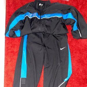 Nike elite track suit